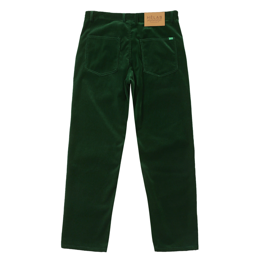 Helas VŒUX Pant in Green - Back