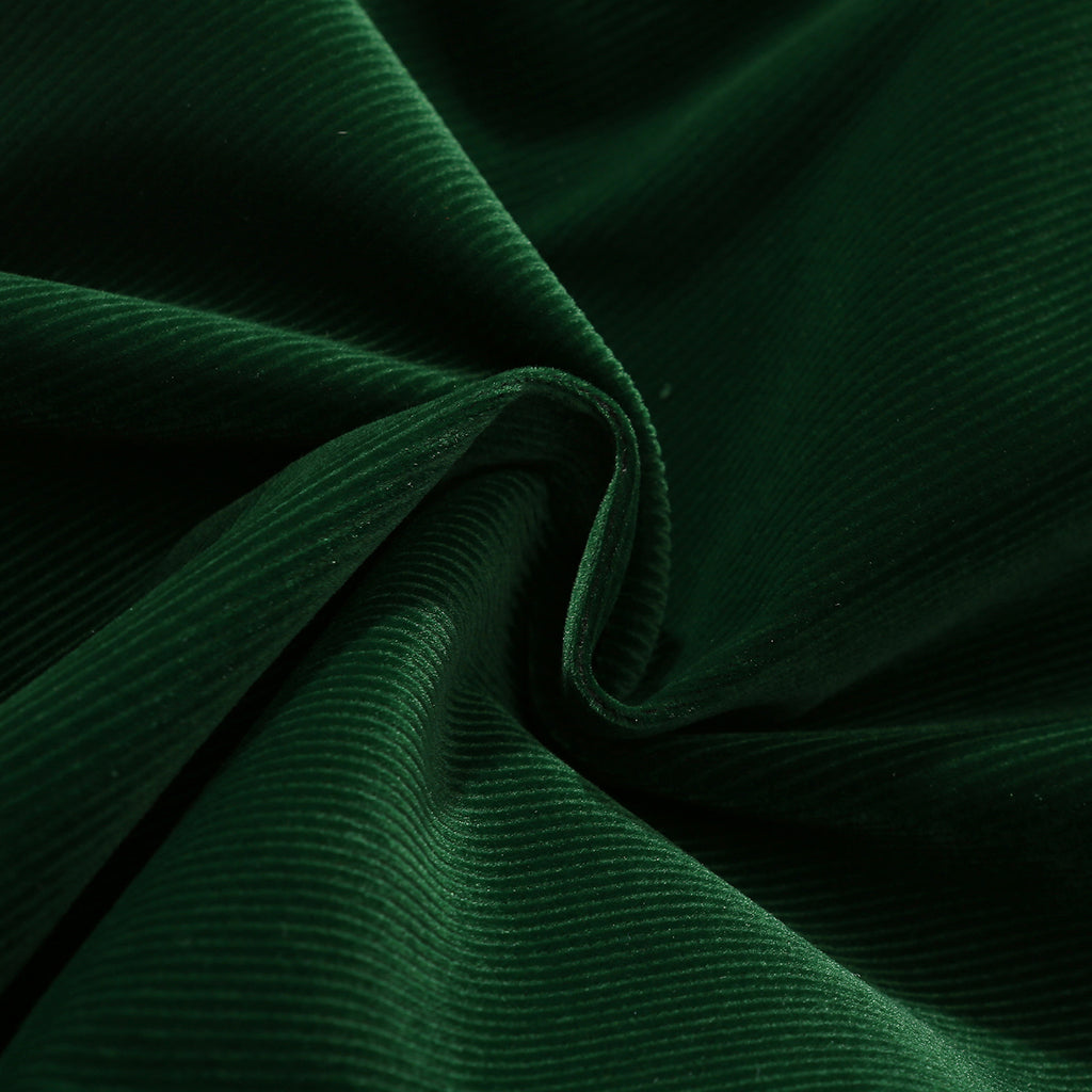 Helas VŒUX Pant in Green - Fabric