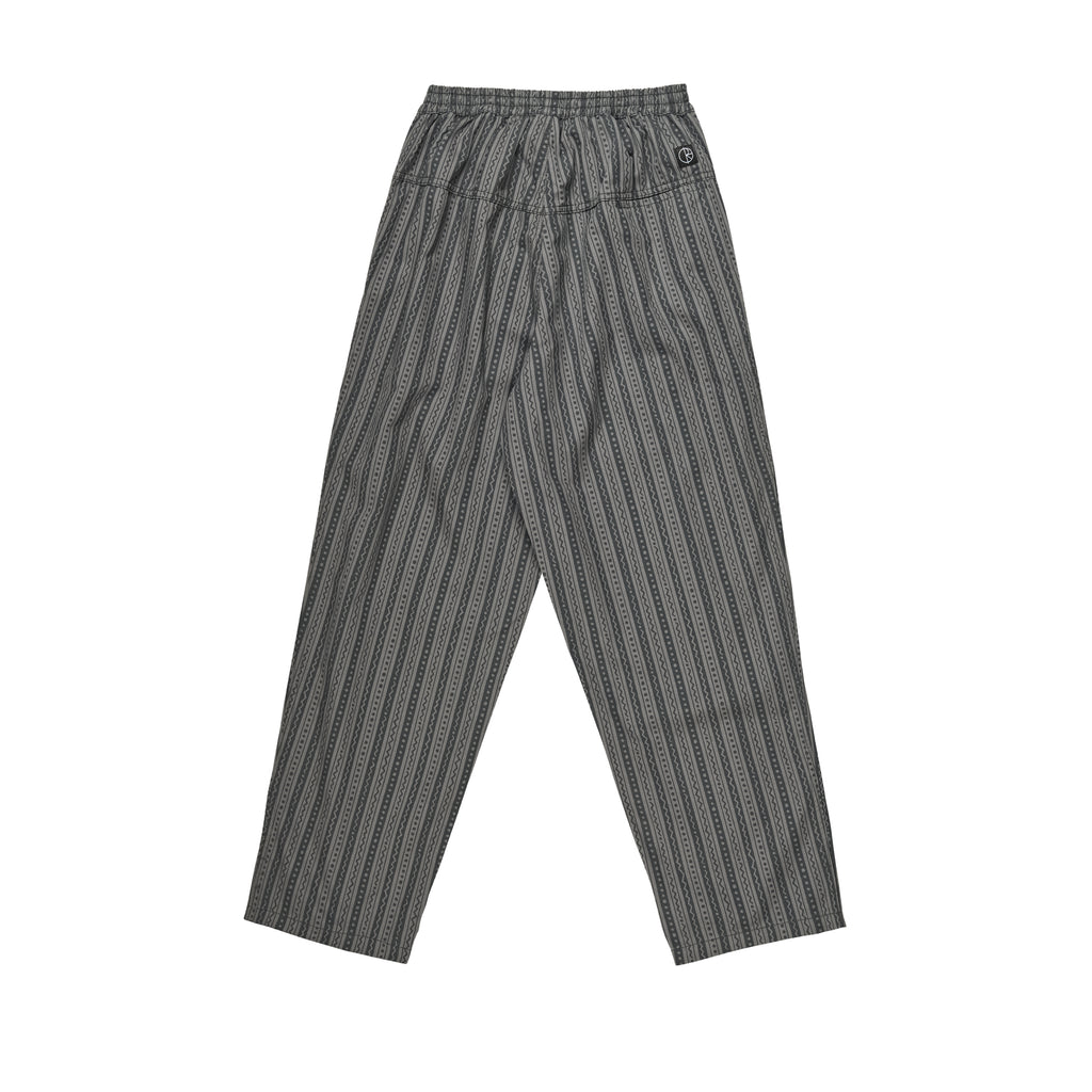 Polar Skate Co Wavy Surf Pants in Grey - Back