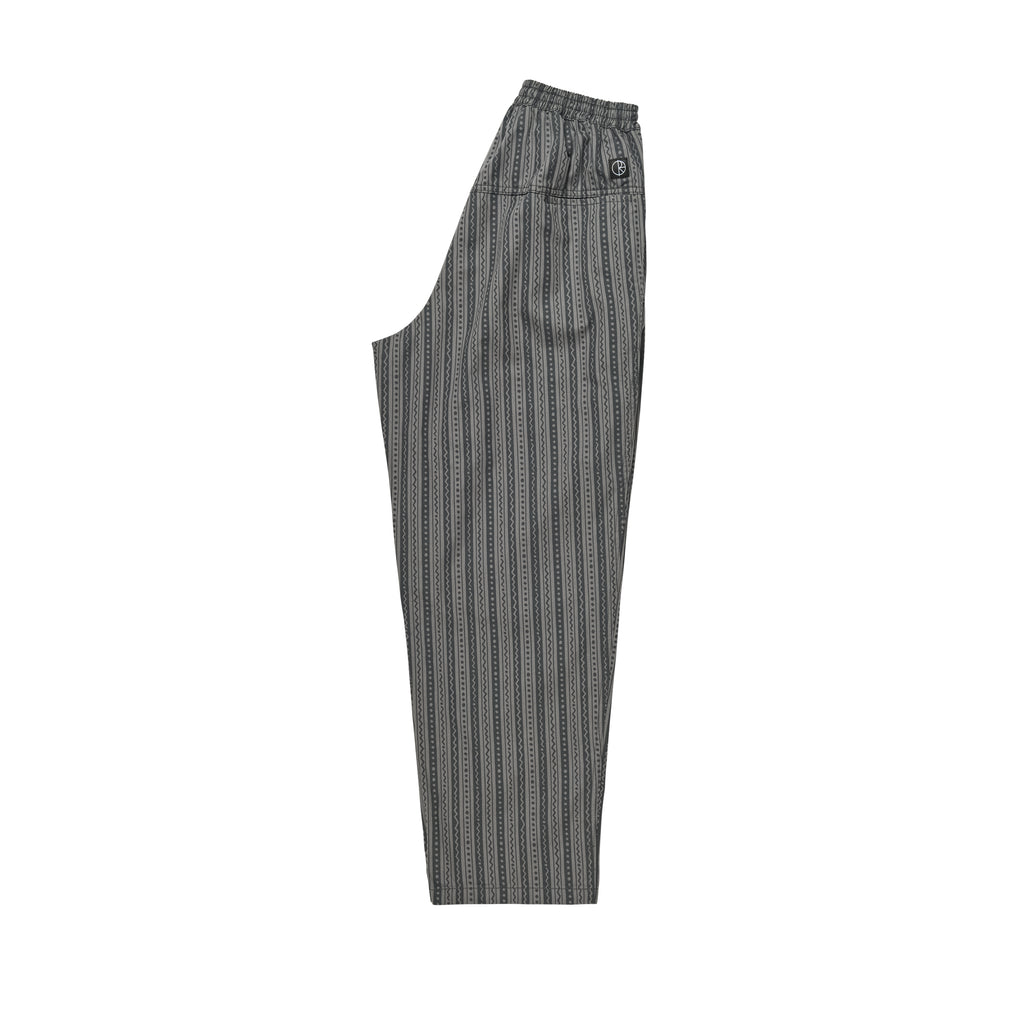 Polar Skate Co Wavy Surf Pants in Grey - Leg