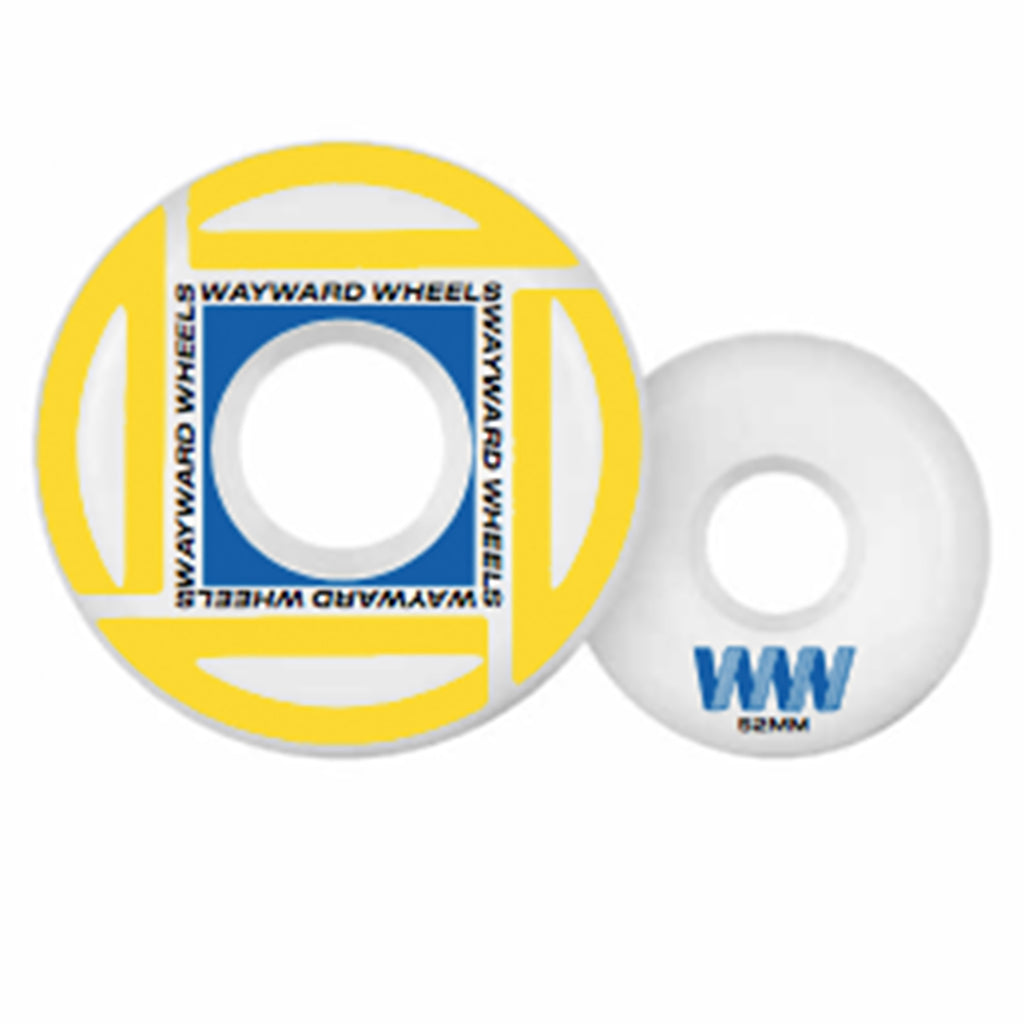 Wayward Wheels Waypoint Formula High Cut Wheels 52mm - Single