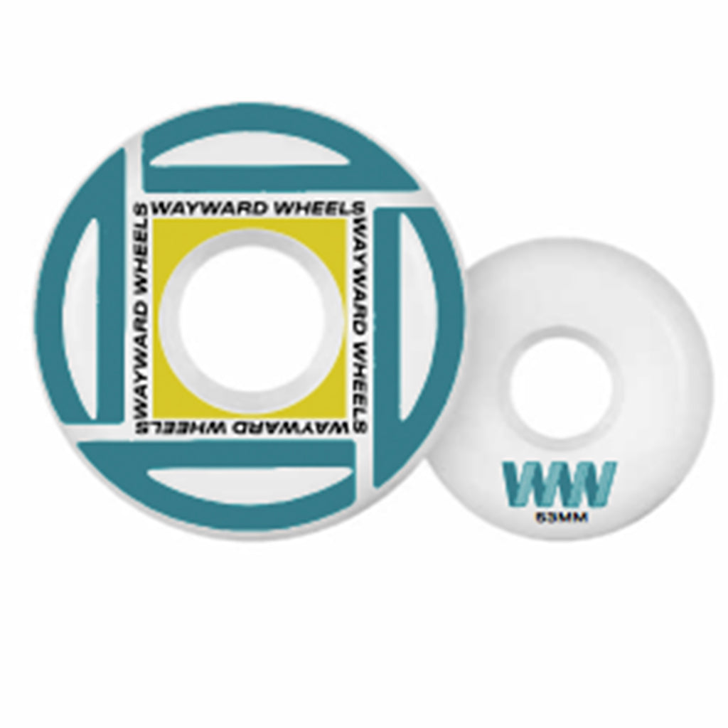 Wayward Wheels Waypoint Formula High Cut Wheels 53mm - Single