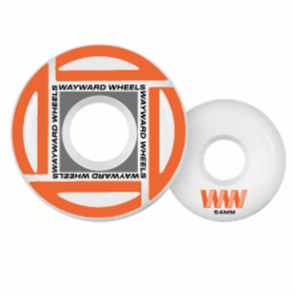 Wayward Wheels Waypoint Formula High Cut Wheels 54mm - Single