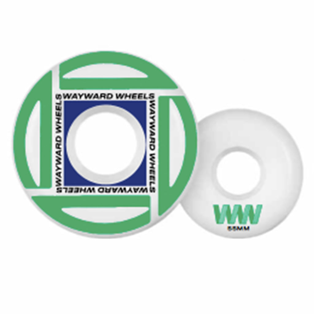 Wayward Wheels Waypoint Formula High Cut Wheels 55mm - Single