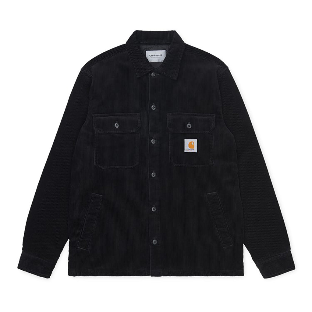 Carhartt WIP Whitsome Shirt Jacket in Black