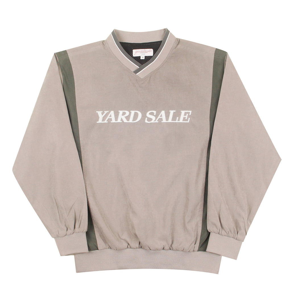 Yardsale Wind Top in Grey