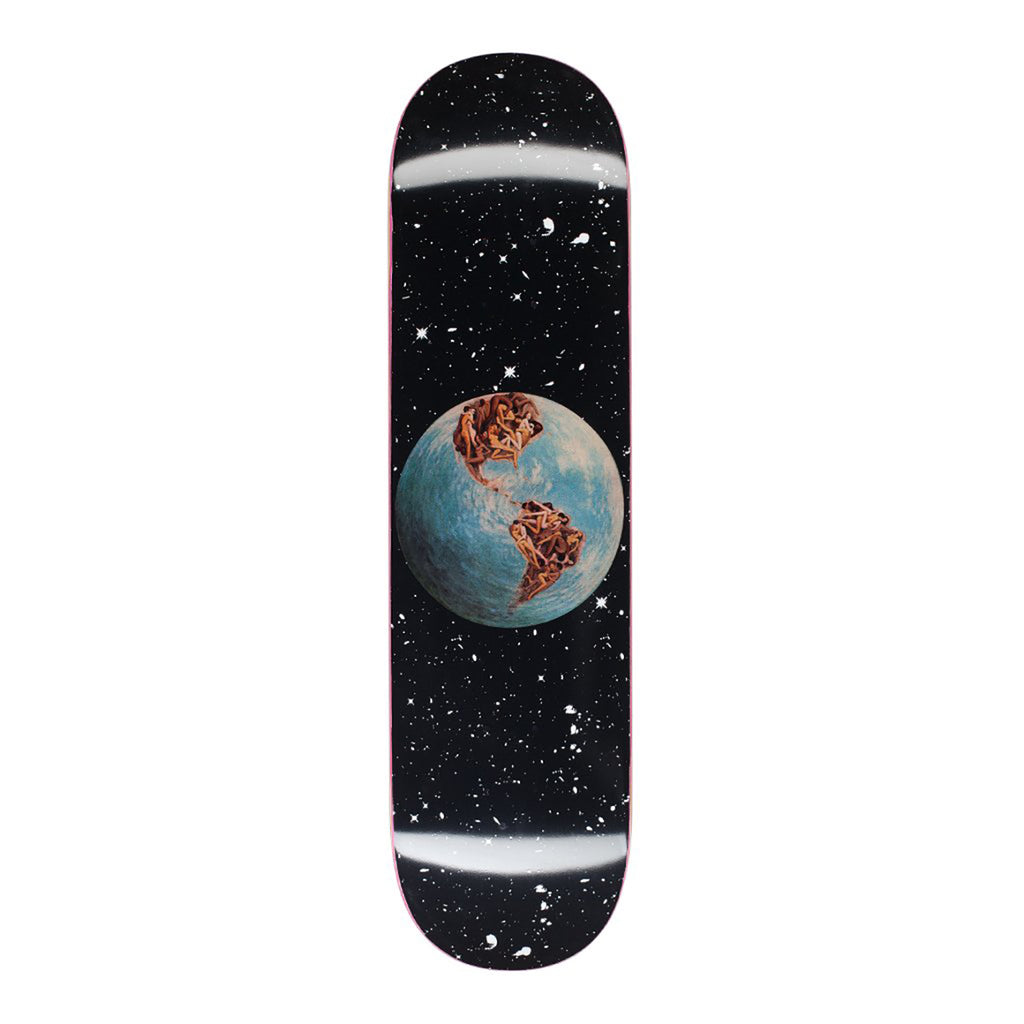 Fucking Awesome World Fucking KB Skateboard Deck in 8.25""