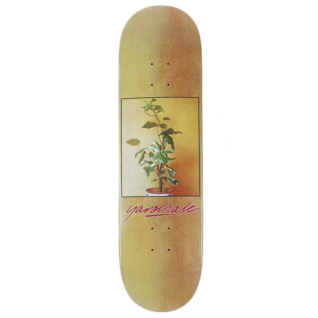 Yardsale Flower Skateboard Deck in 8.5""