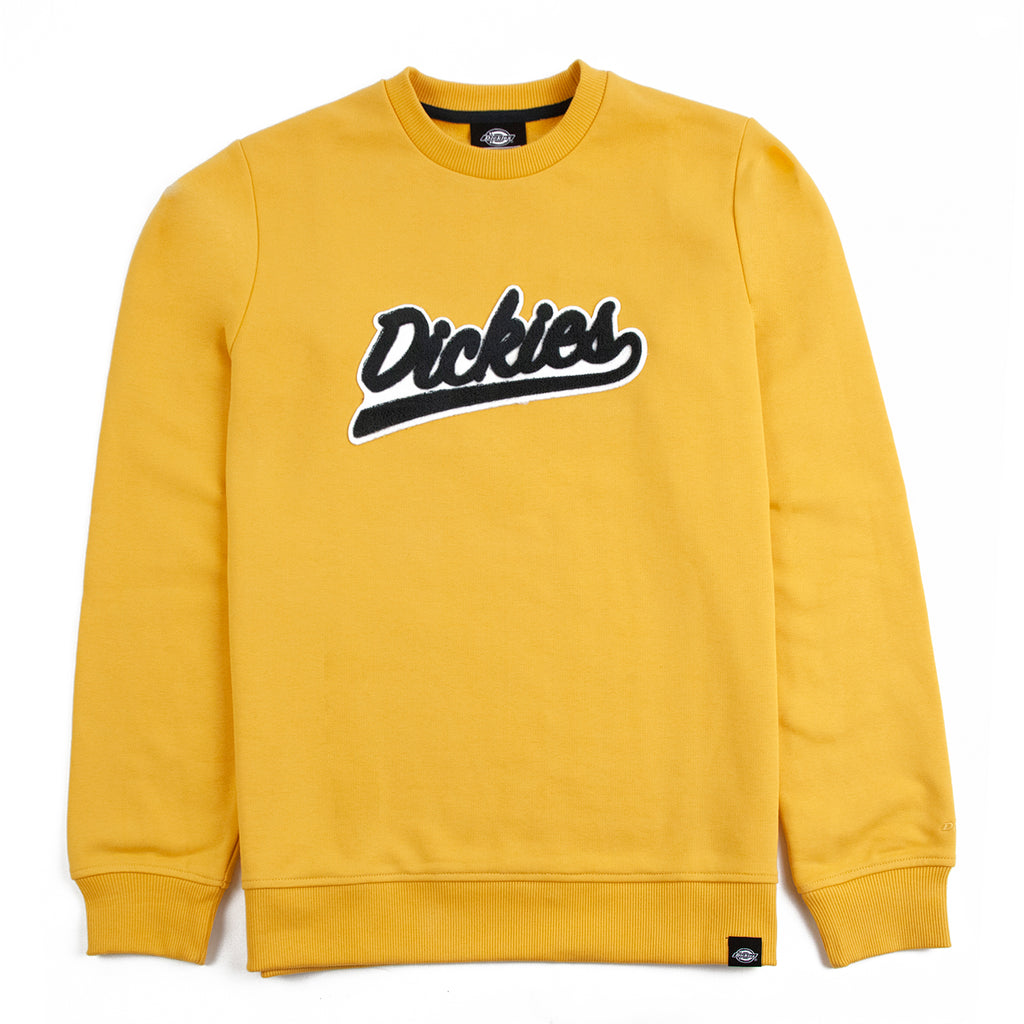 Dickies Campton Sweatshirt in Amber