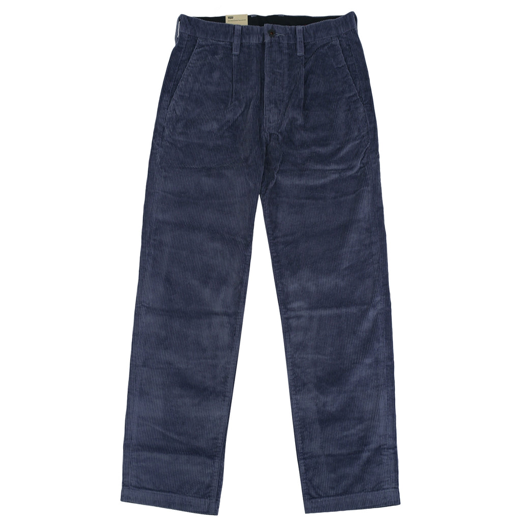 Levis Skateboarding Pleated Trousers in Vintage Indigo - Front