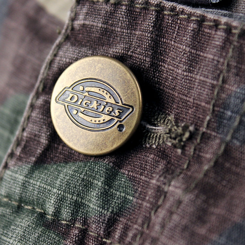 DICKIES NEW YORK SHORT CAMO - Button