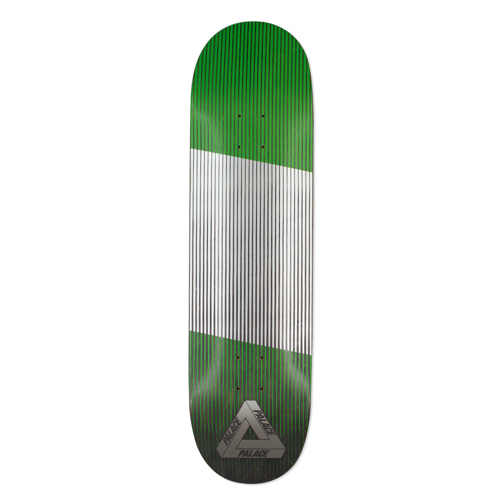 Palace Linear Green Deck in 8.1""