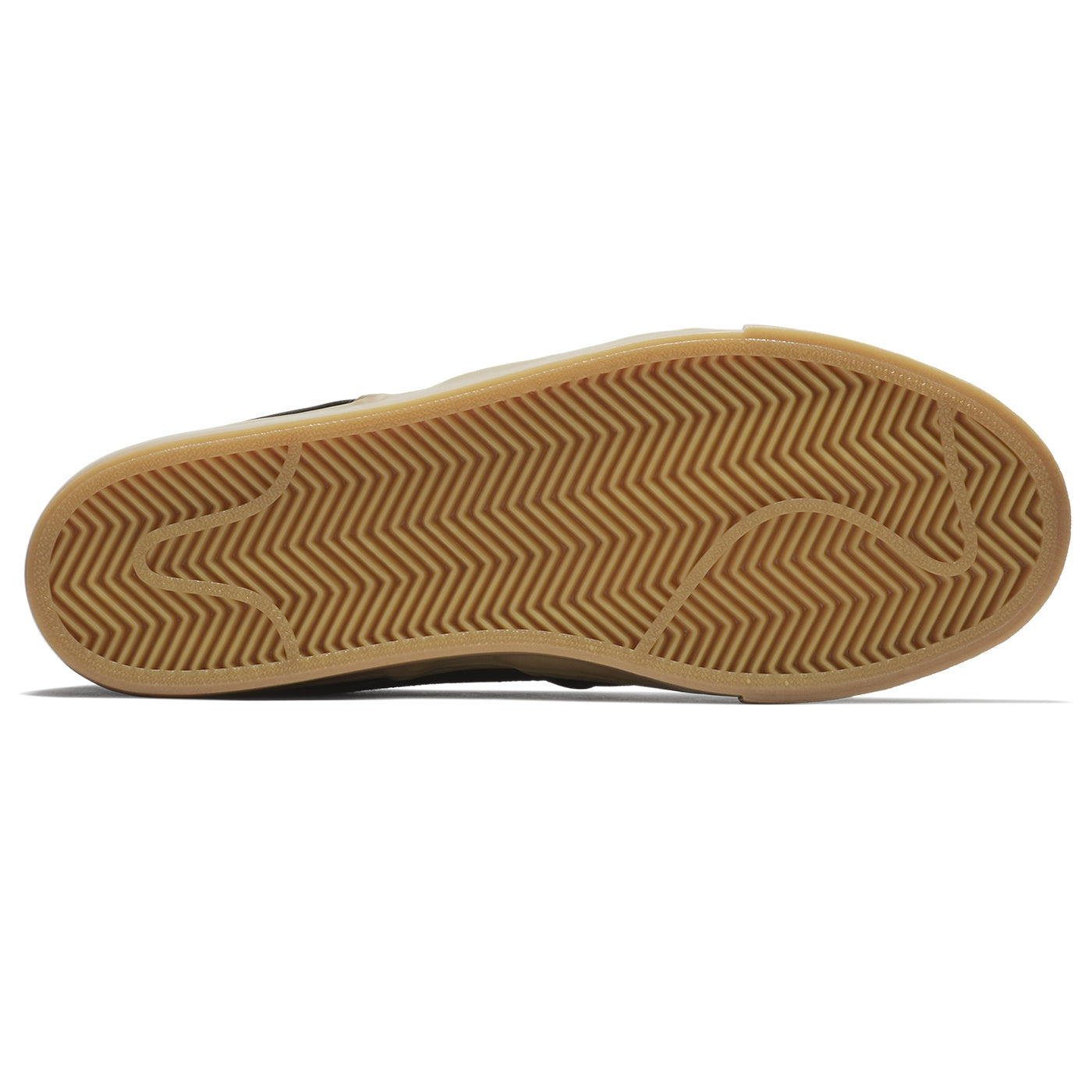 595eebd3c Nike SB Zoom Stefan Janoski Slip Shoes - Black   Gunsmoke - Gum Light Brown.  Size Charts