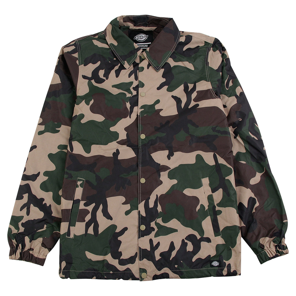 Dickies Torrance Jacket in Camouflage