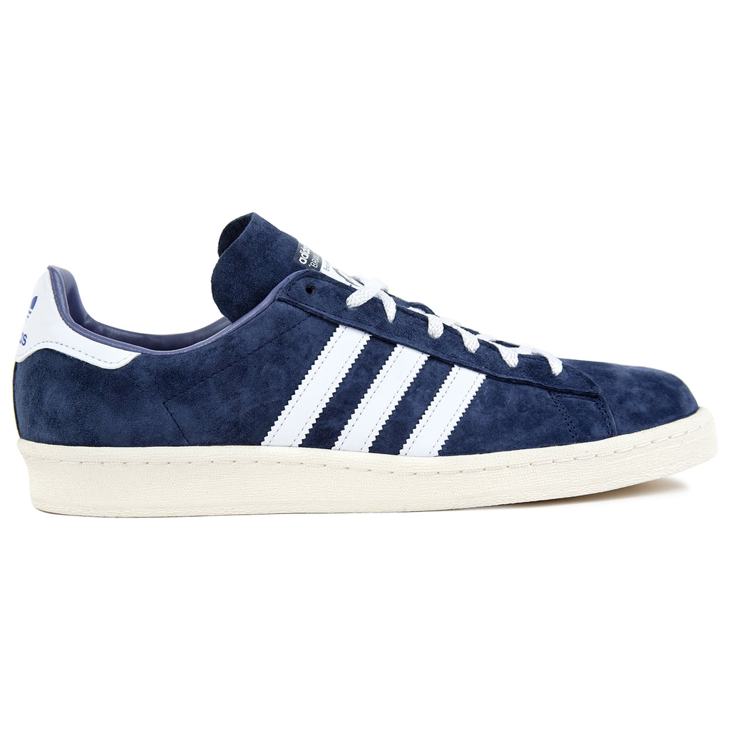 Adidas Campus 80s RYR Shoes in Collegiate Navy / Footwear White / Chalk White