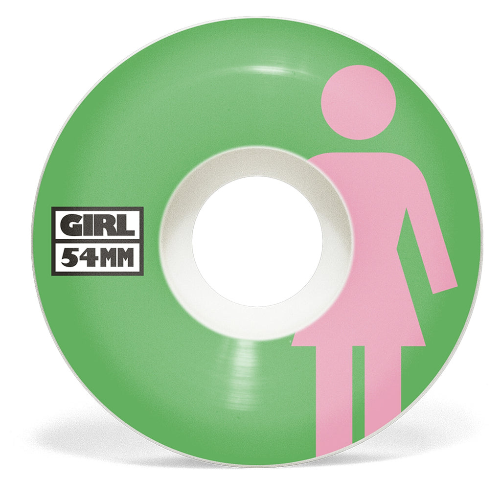 Girl Skateboards Jumbo OG Conical Wheels in 54mm