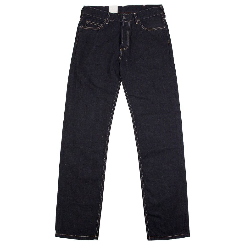 Carhartt Marlow Pant Jeans in Blue Rinsed - Open