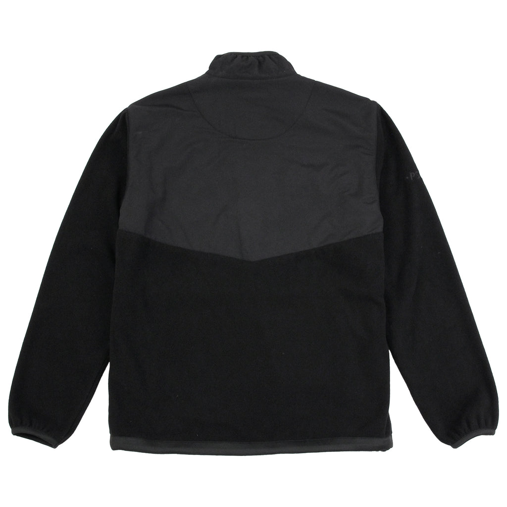 Polar Skate Co Halberg Jacket in Black / Orange - Back