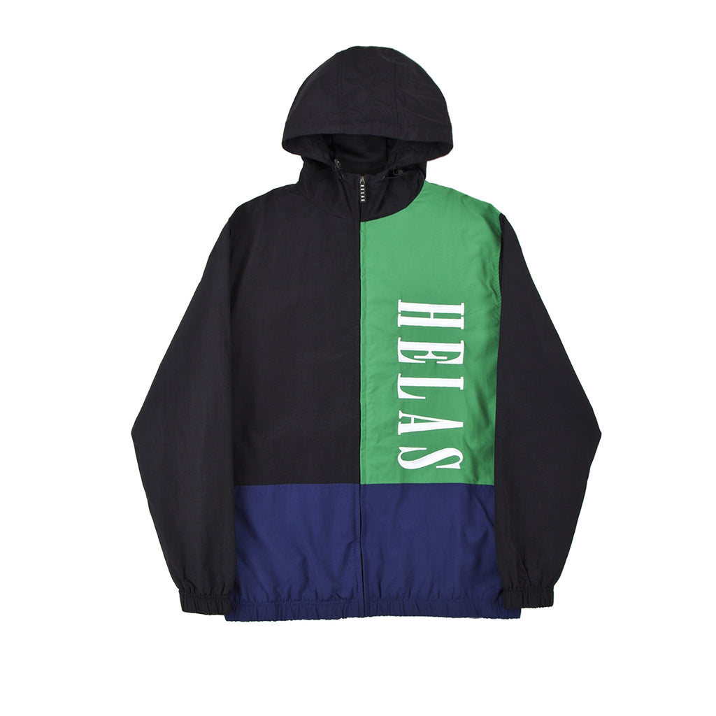 Helas Suspence Hooded Jacket in Black
