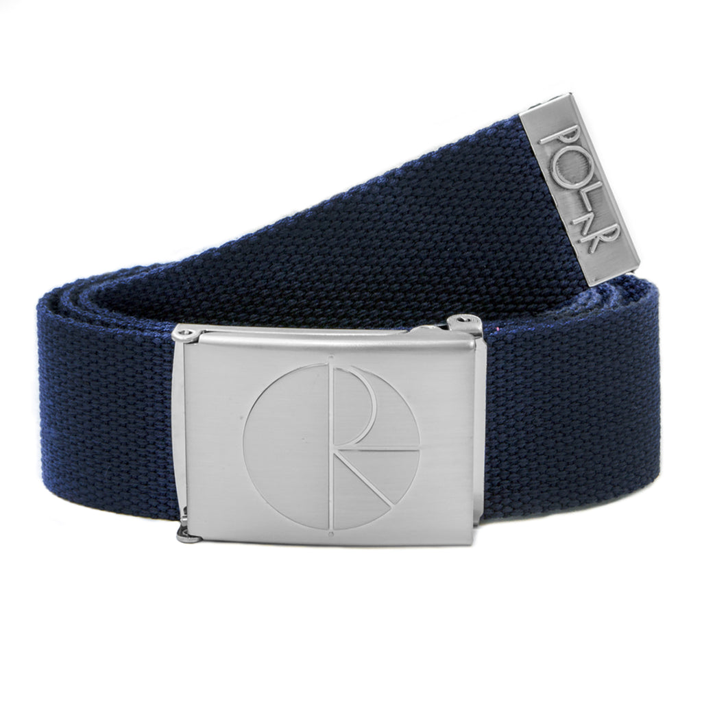 Polar Skate Co Default Belt in Navy