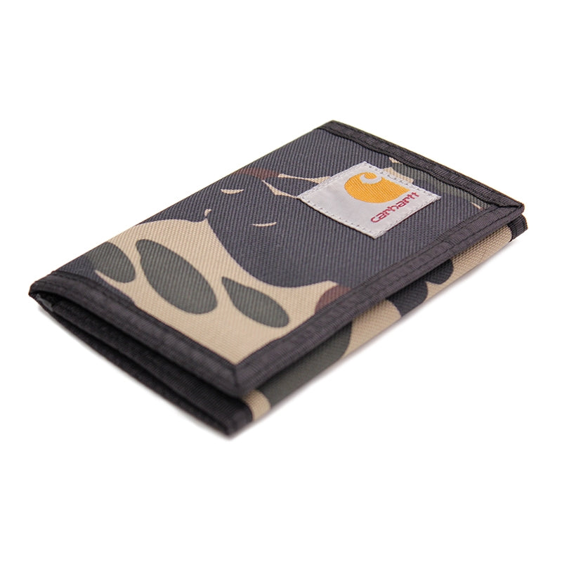 Carhartt Wallet in Camo Isle - Profile