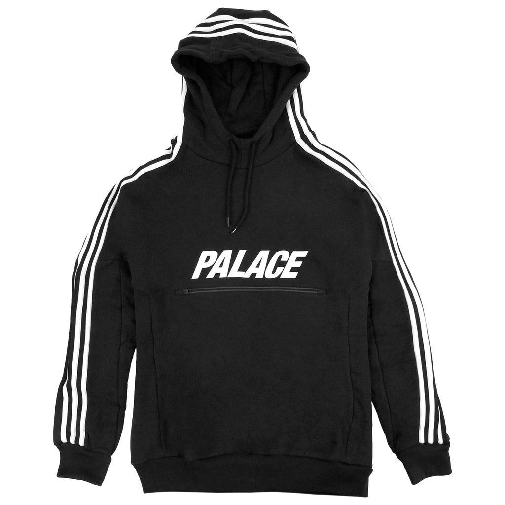 Palace x Adidas Track Top FT in Black / White