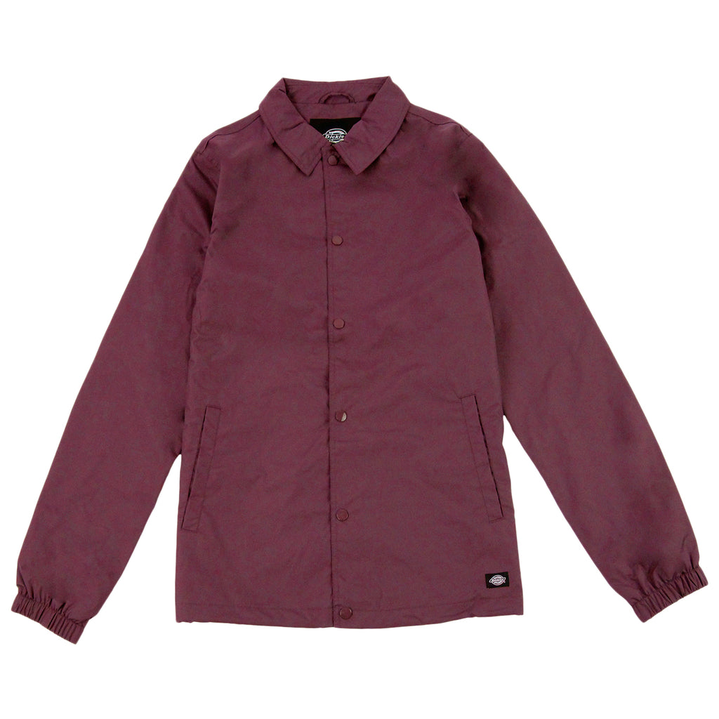 Dickies Torrance Jacket in Maroon