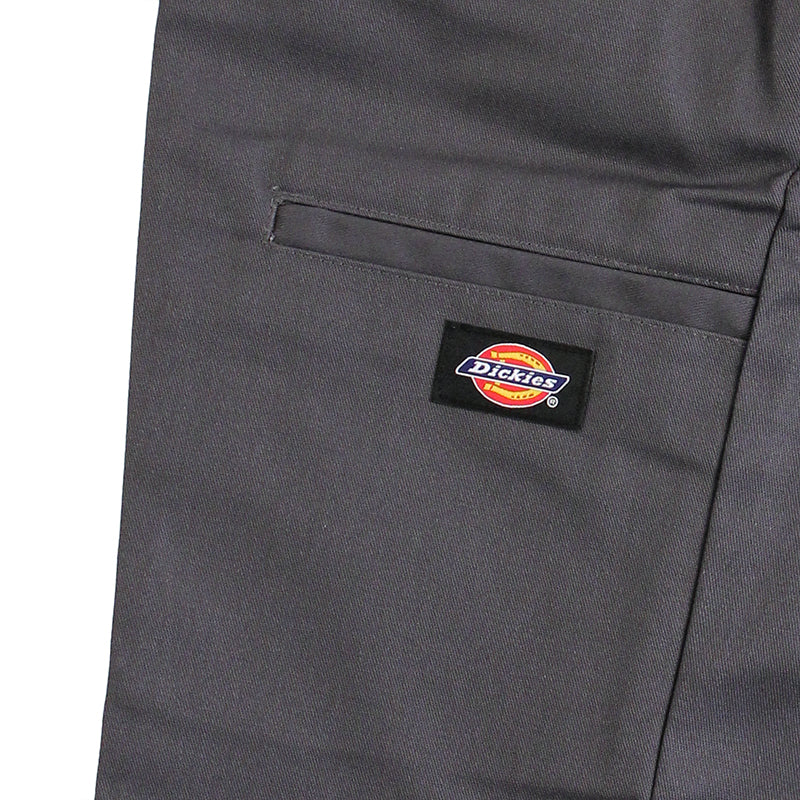 "Dickies 803 Slim 13"" Work Shorts in Charcoal - Label"