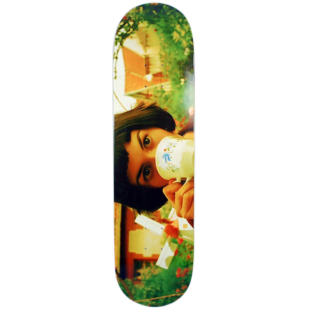 Skateboard Cafe Amelie Skateboard Deck in 8.375""