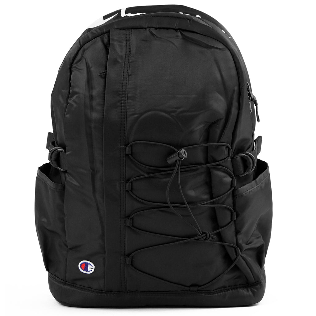Champion Reverse Weave Backpack in Black