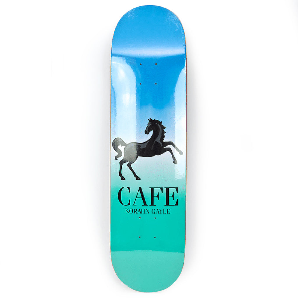 Skateboard Cafe Korahn Gayle Bank Skateboard Deck