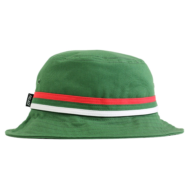 Palace Bucket Hat in Green - Overview