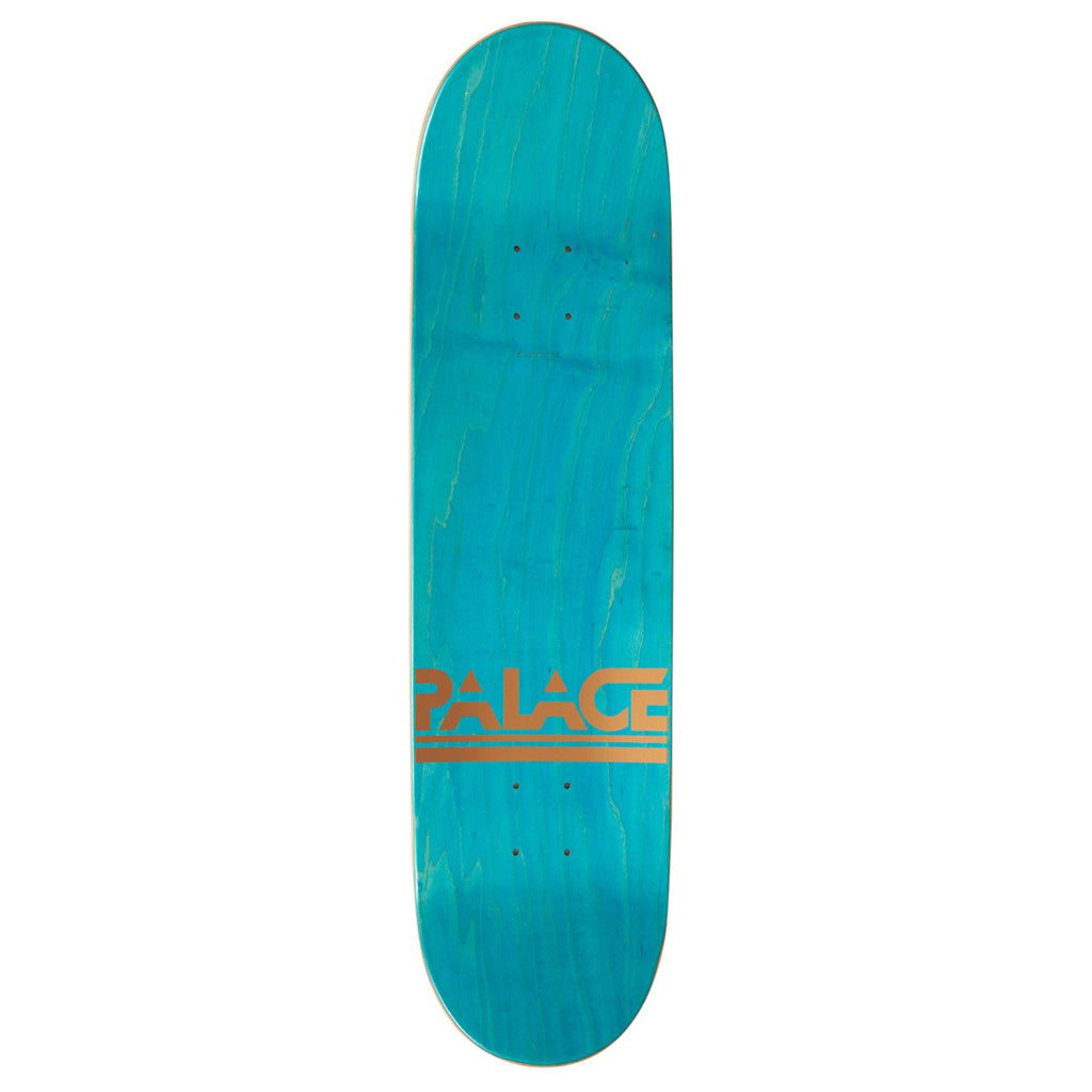"Palace Bronze GTI Deck in 8.3"" - Top"