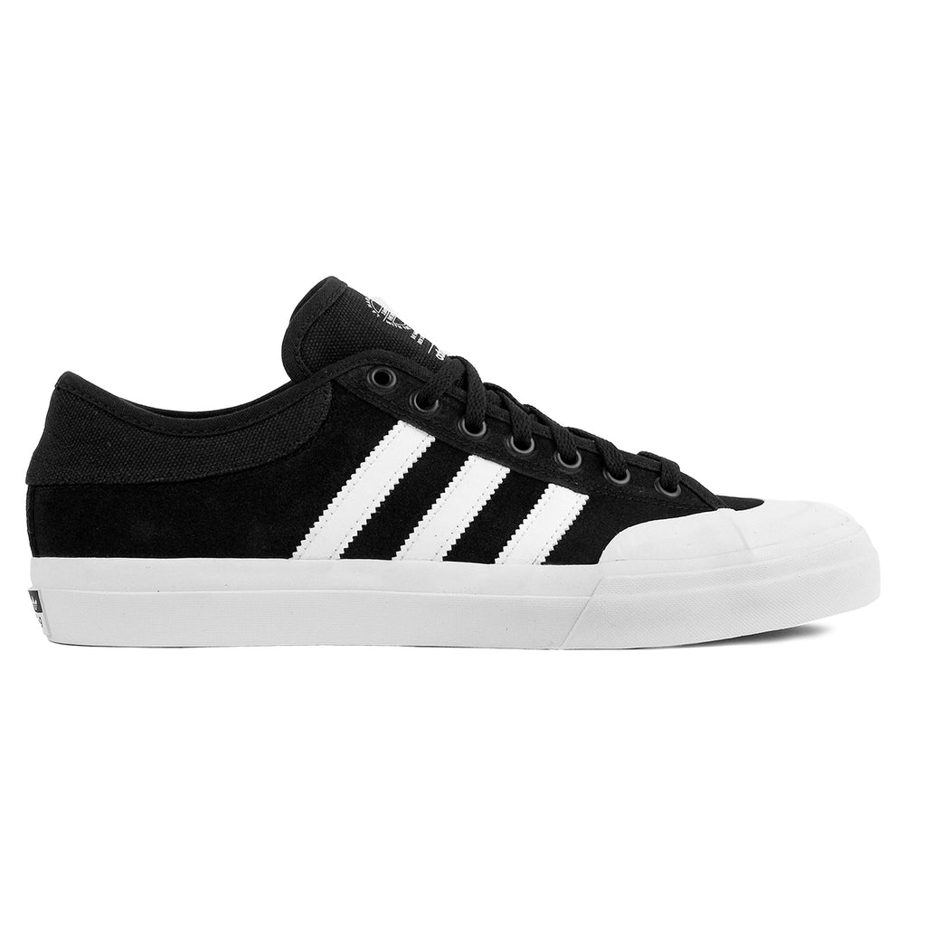 Adidas Matchcourt Shoes in Core Black / FTW White / FTW White