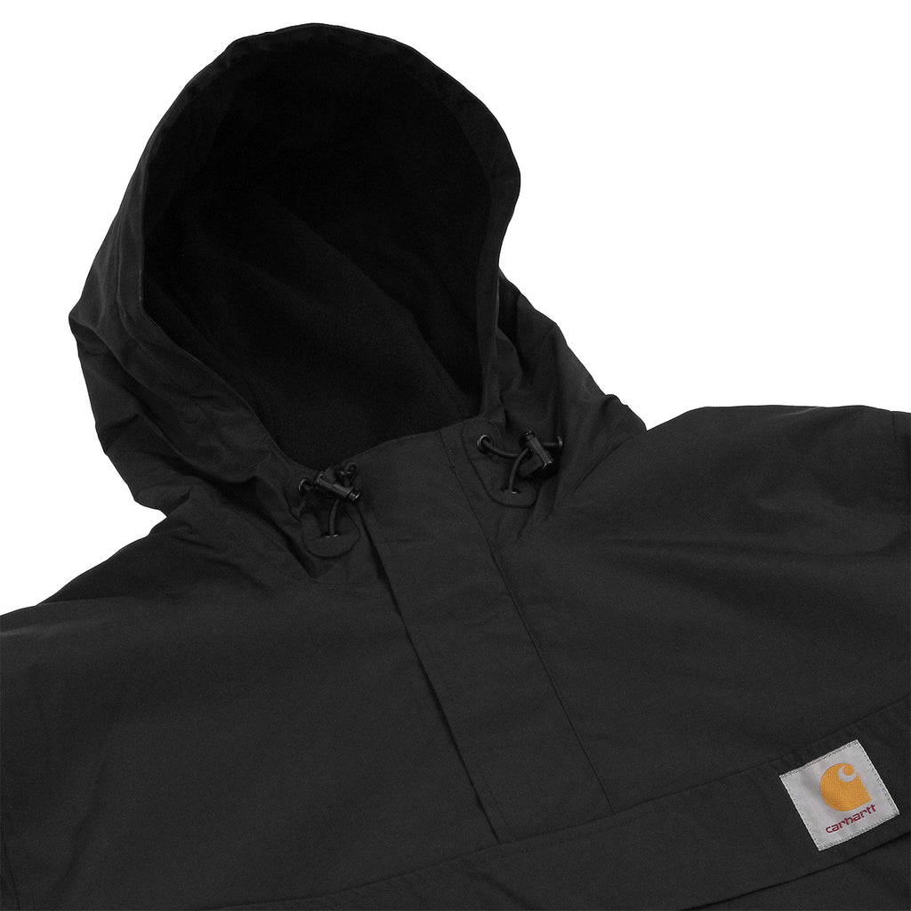 Carhartt Nimbus Pullover in Black - Detail