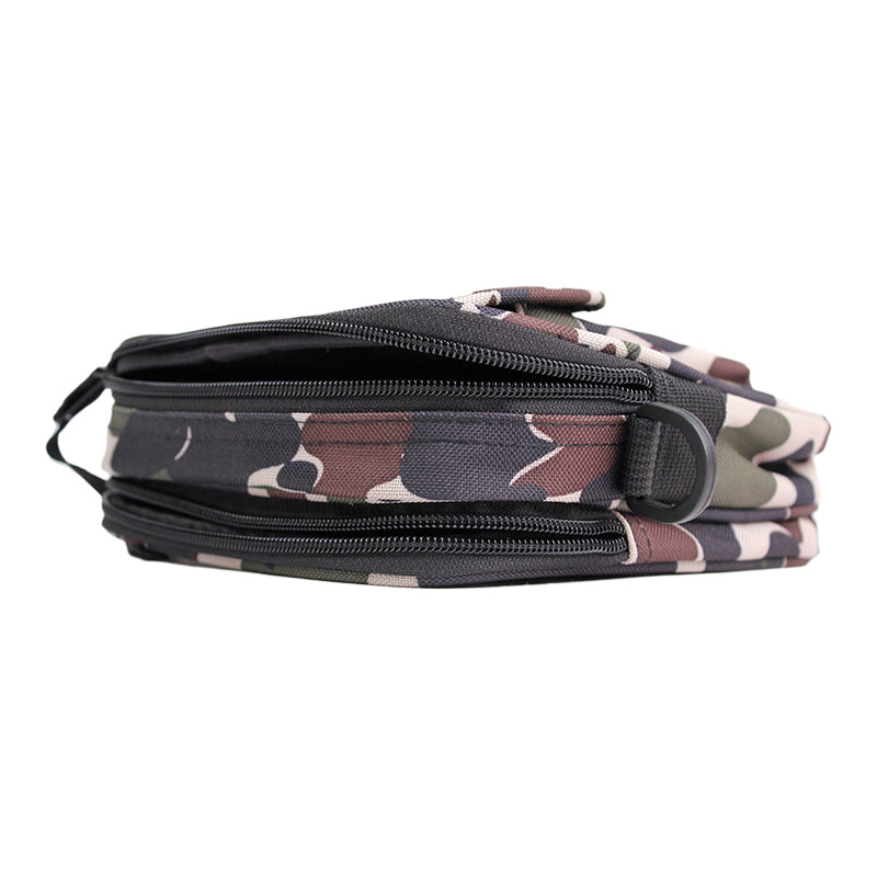 Carhartt WIP Essentials Bag in Camo Isle  - Flat
