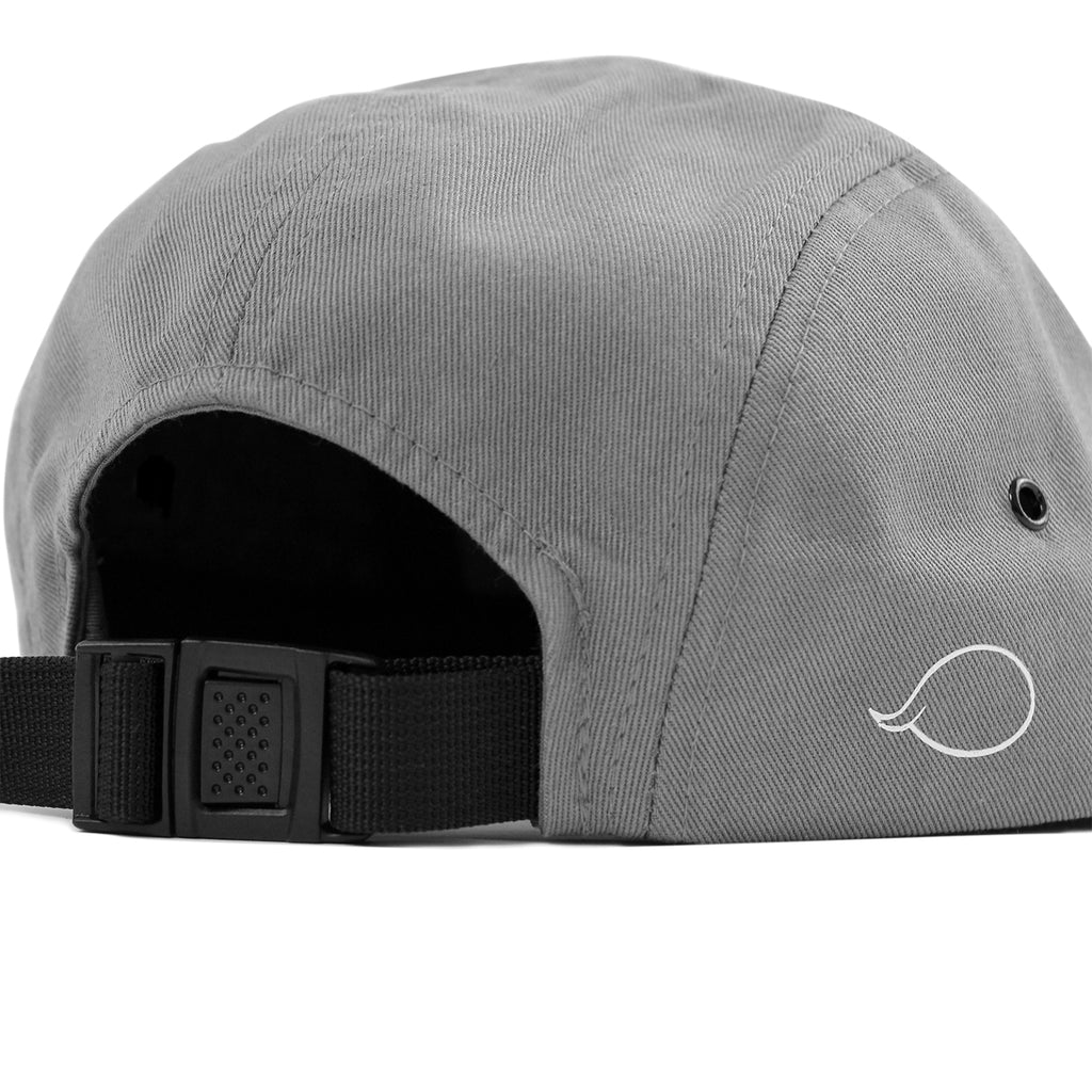 14:01 Skateboard Co BACK2BASICS 5 Panel Cap in Grey - Strap