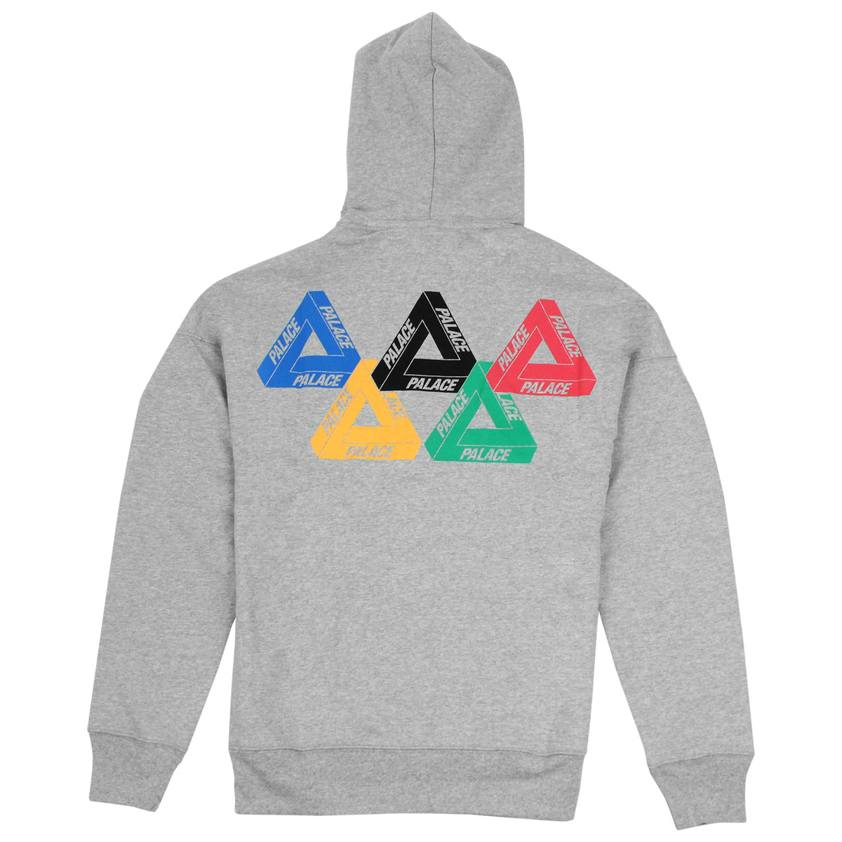 e85b814d1261 Performance Zip Hood in Grey by Palace