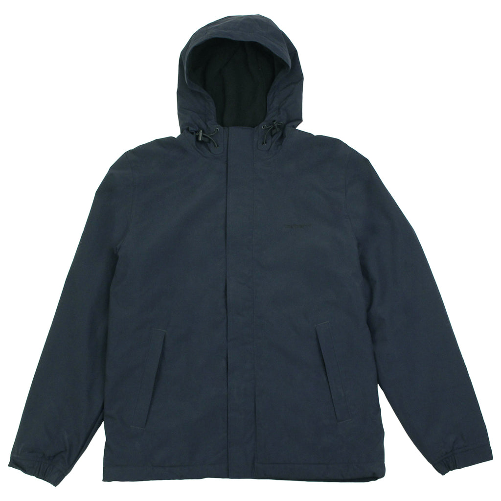 Carhartt Neil Jacket in Navy / Black