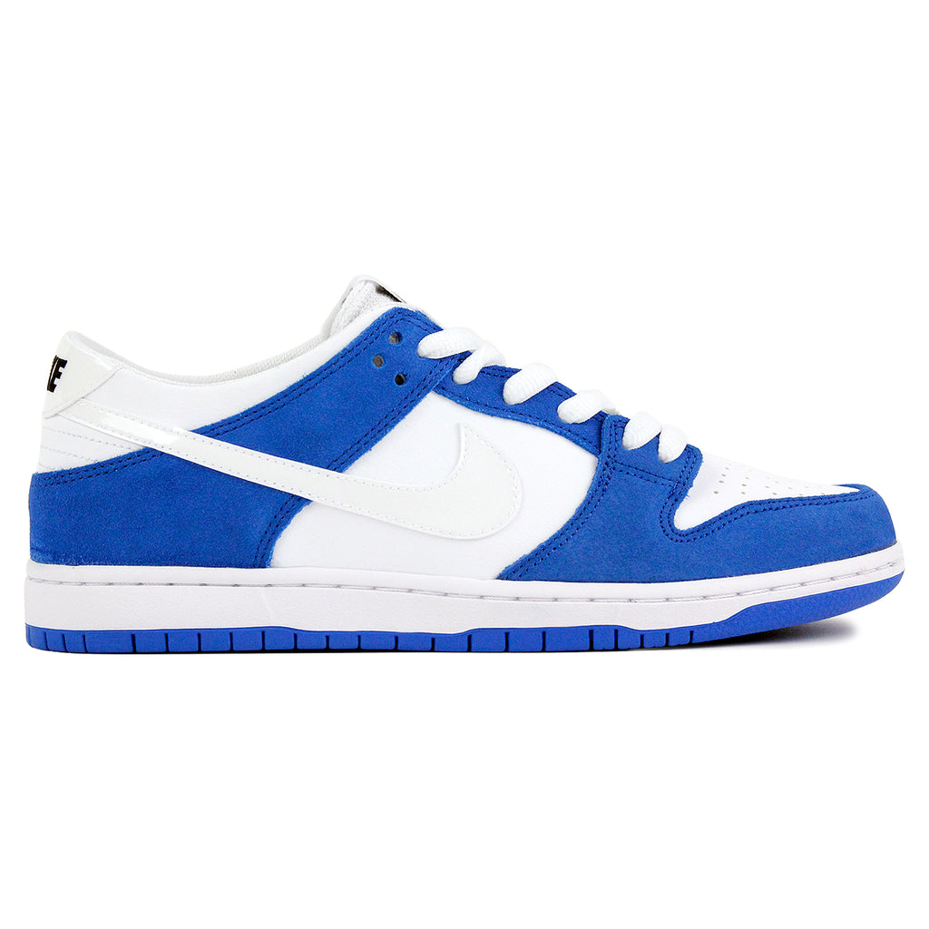 Nike SB Dunk Low Pro Ishod Wair Shoes in Blue Spark / White - Black