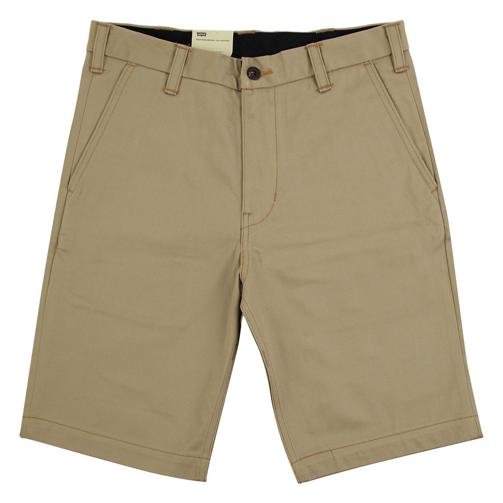 Levis Skateboarding Skate Work Short in Harvest Gold - Profile