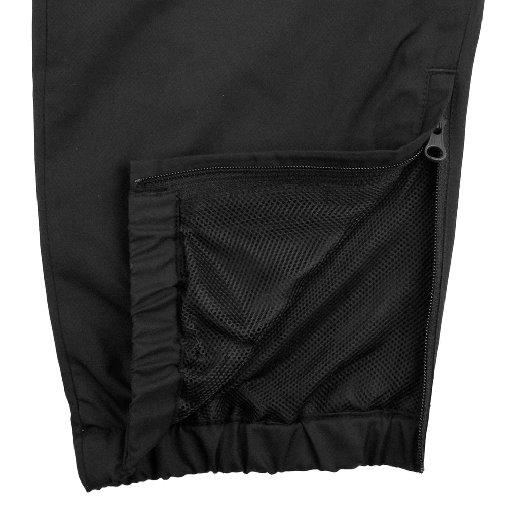 Adidas Skateboarding x DGK Basketball Pants in Black - Pant cuff
