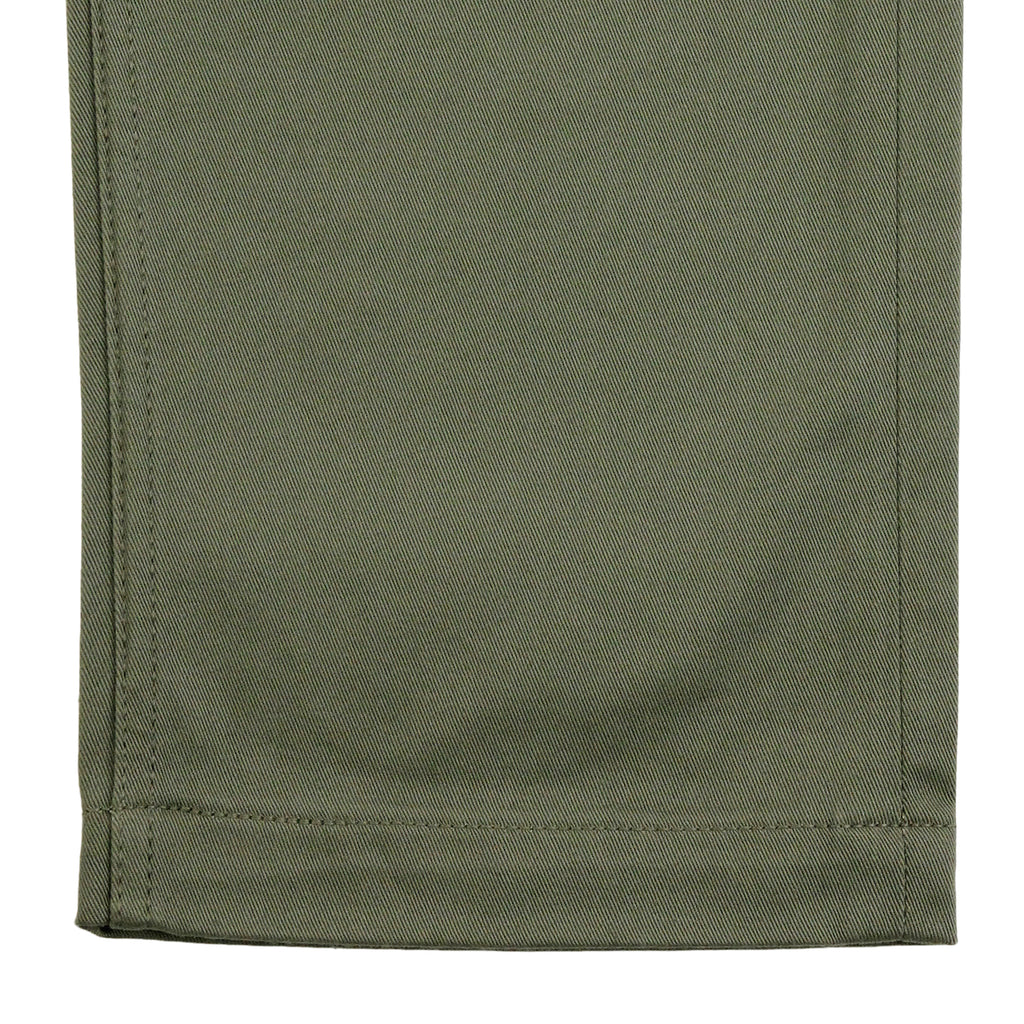 Levis Skateboarding Work Pant in Ivy Green - Pant cuff
