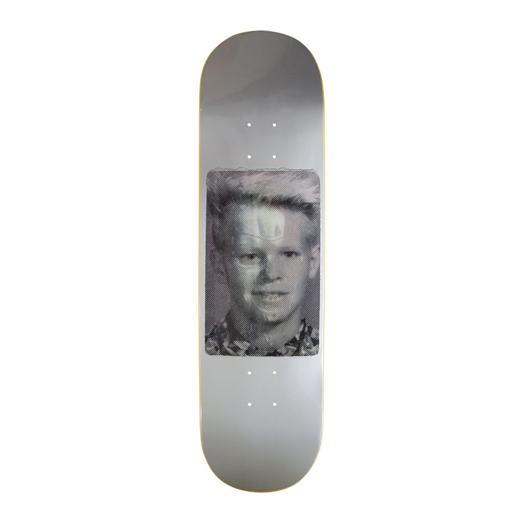 Fucking Awesome AVE Silver Terminator Deck in 8.18""
