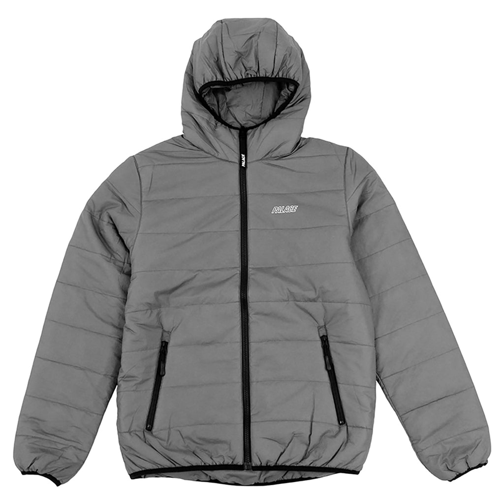 Palace Crink Thinsulate Jacket in Grey