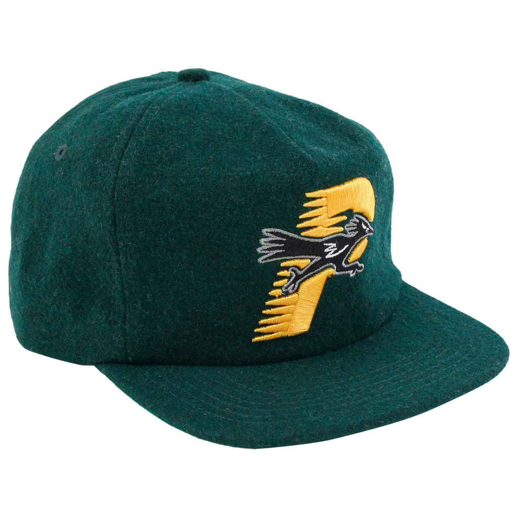 Palace Roadrunner Snapback in Dark Green