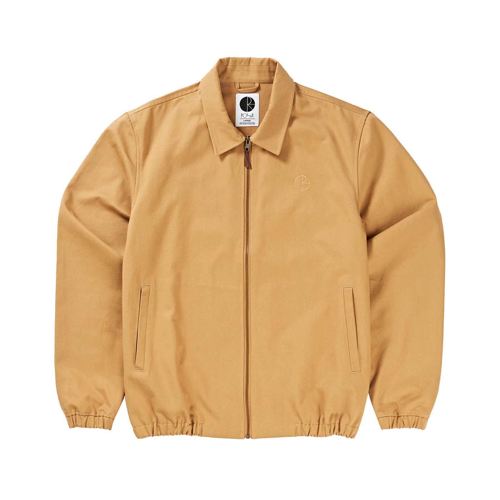 Polar Skate Co Herrington Jacket in Golden Brown