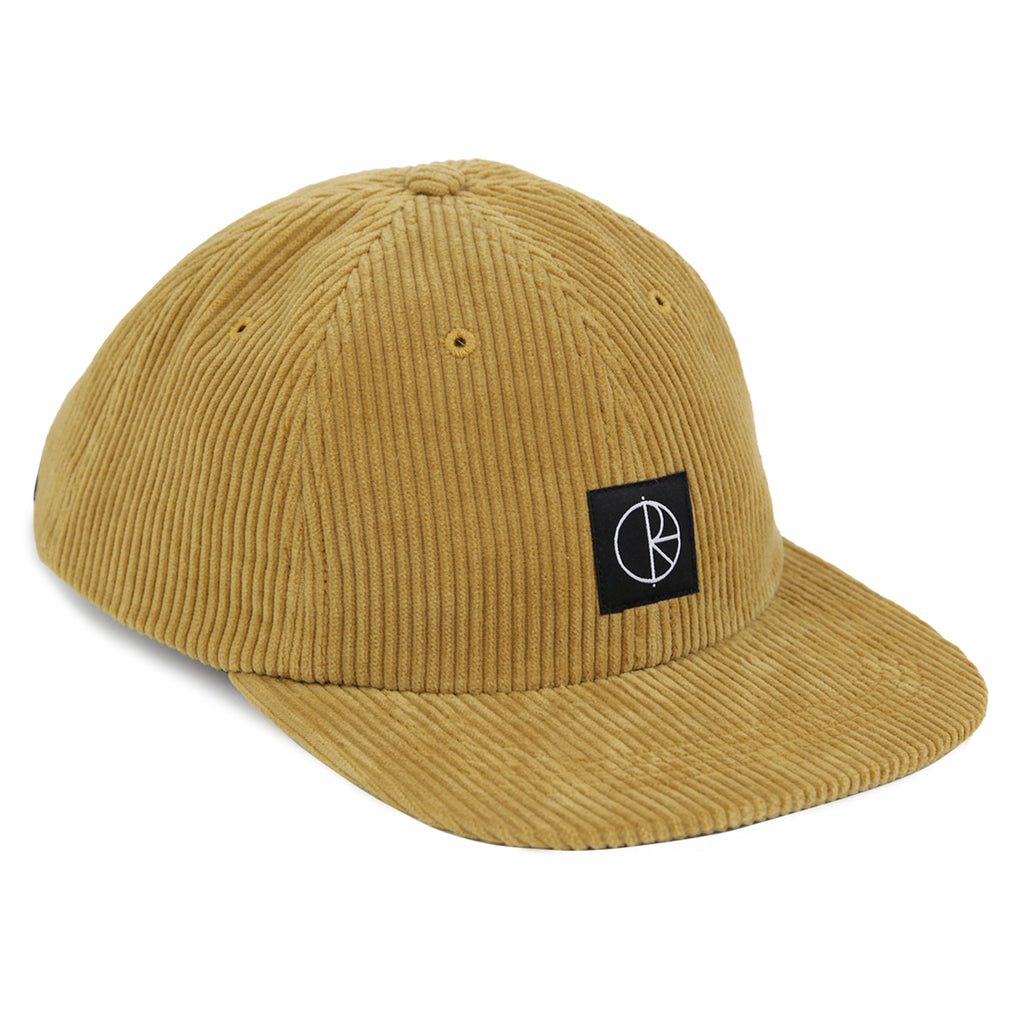 6f50e1d207c Fat Corduroy Cap in Golden Brown by Polar Skate Co