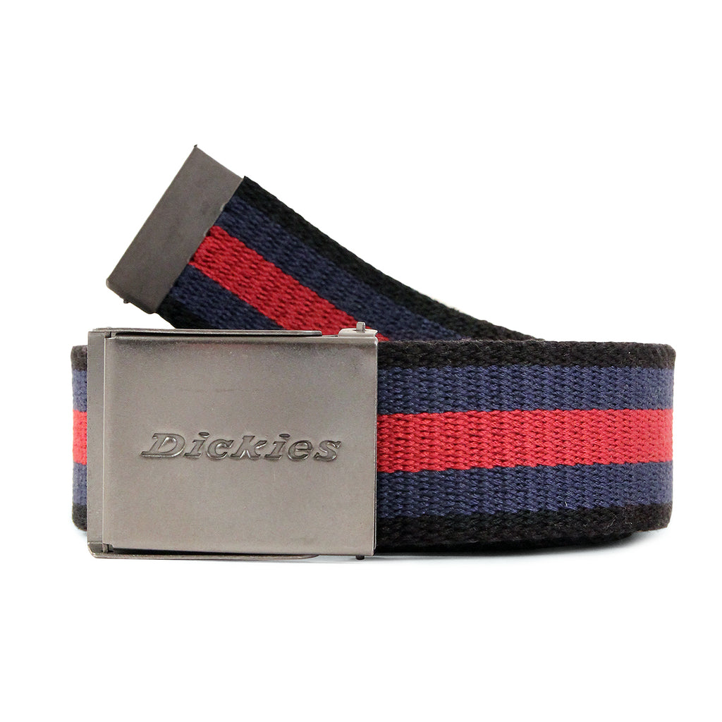 Dickies Porterville Canvas Belt in English Red