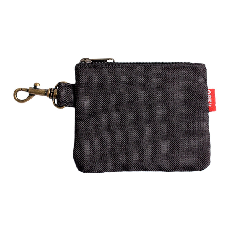 Obey Clothing Quality Dissent Coin Pouch in Black
